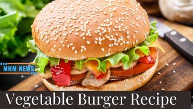 Vegetable Burger Recipe in hindi